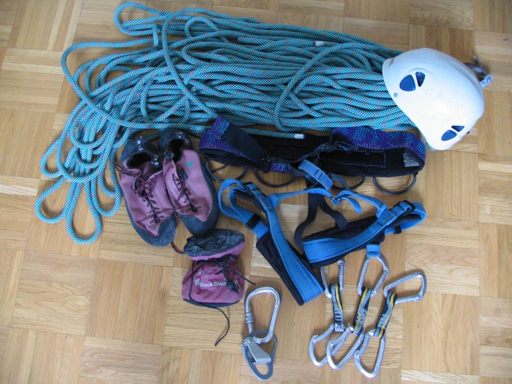 Oprema_sportno_plezanje