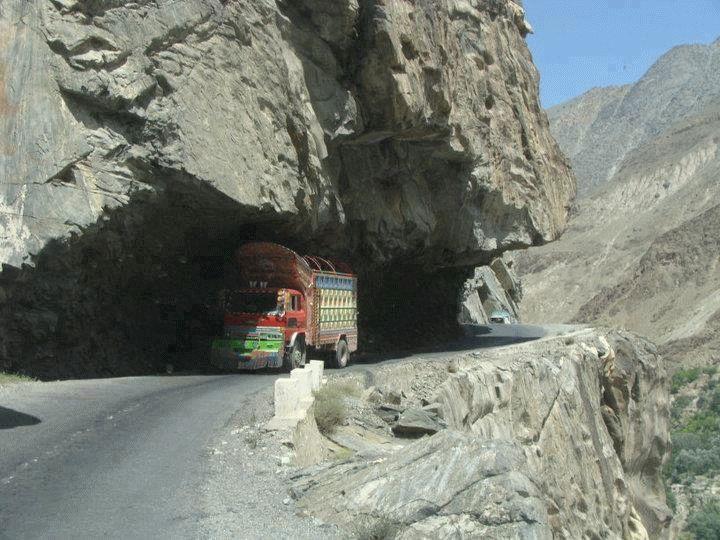 KKH-road-Khunjrab-to-Islamabad-Gilgit-Baltistan